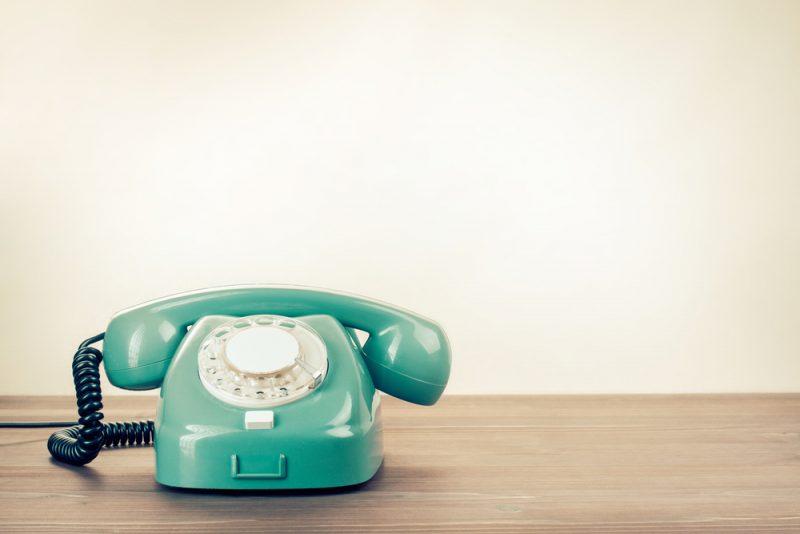 telefoneren eng bel angst belangst