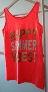 Primark Shoplog top shirt hemdje zomer 2017