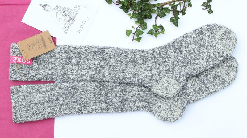 SOXS review schapenwol sokken