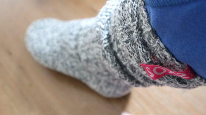 review soxs sokken schapenwol