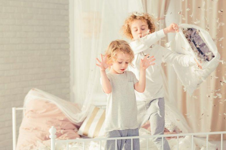 waarom kinderen niet opruimen