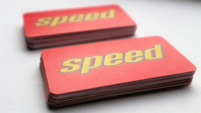 review speed spelletje white goblin games