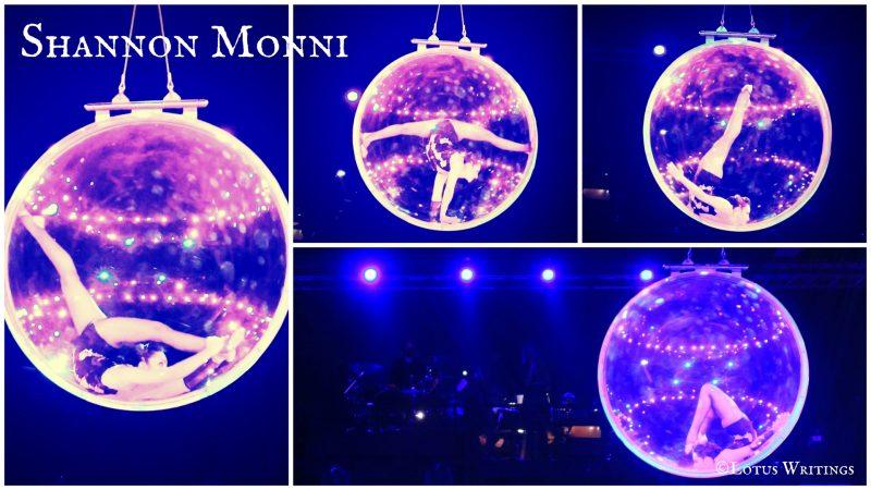 Kerstcircus Ahoy 2017 - Shannon Monni