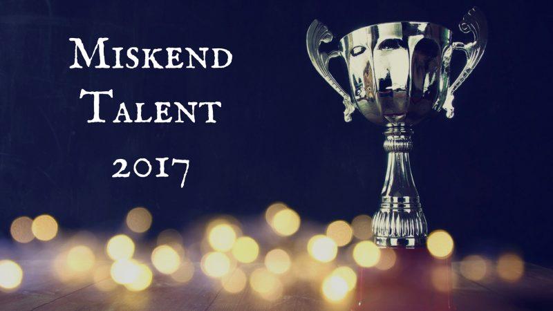 miskend talent 2017