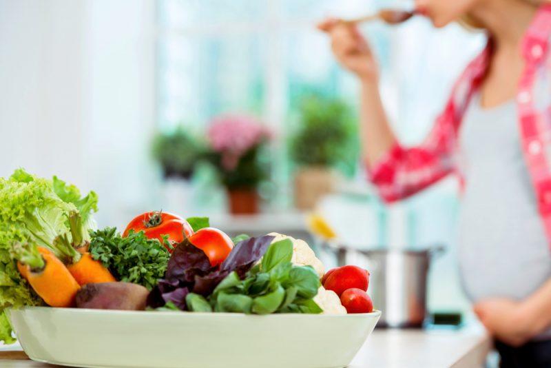 zwangerschap gezonde voeding 1