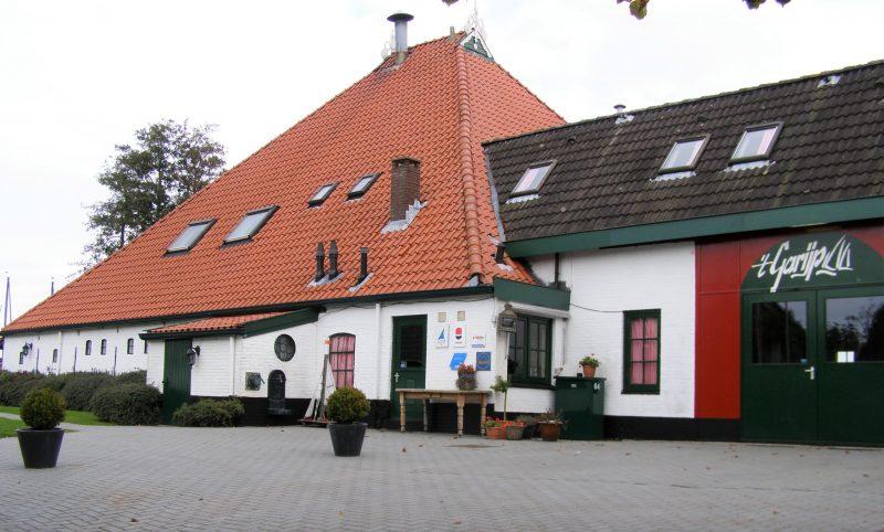 Zeilkamp t Garijp, Goingarijp Friesland