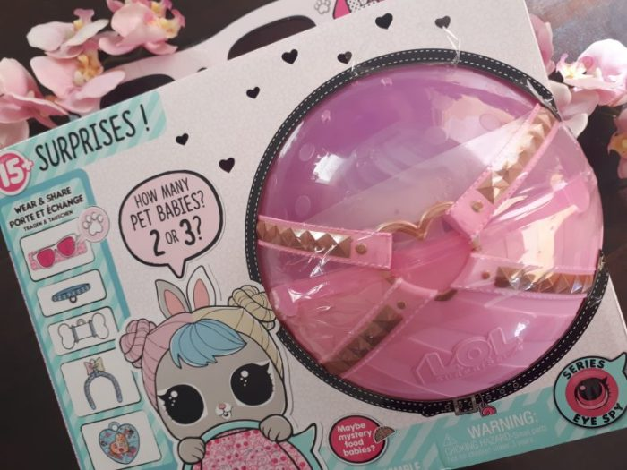 Review Lol Surprise Biggie Pets Hop Hop Bunny Lotus Writings