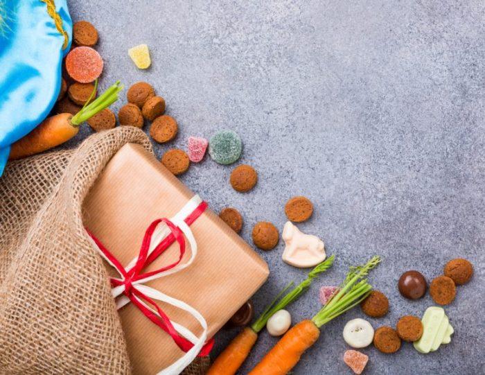 4 cadeautjes regel 4 gift rule