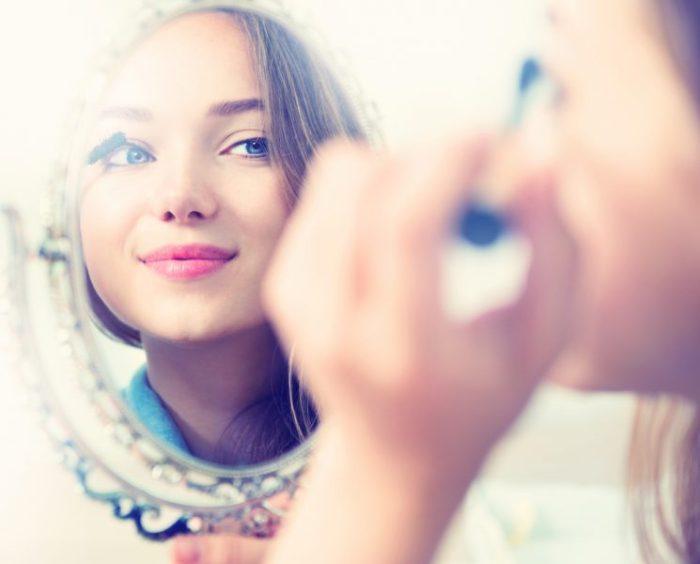 make-up in de brugklas
