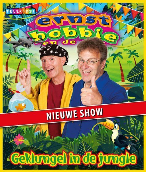 Ernst en Bobbie Geklungel in de Jungle review