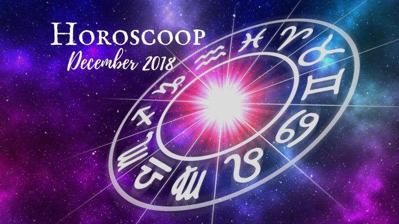 Horoscoop december 2018 steenbok waterman vissen ram stier tweeling kreeft leeuw maagd weegschaal schorpioen boogschutter