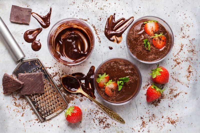 recept Chocolonely chocolademousse