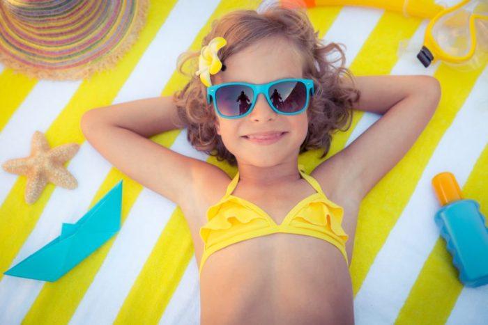Checklist zomervakantie wat neem je mee voor kinderen