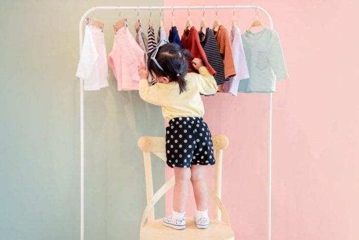 eigen kledingstijl ontwikkelen