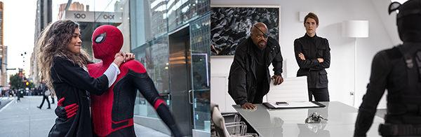 Spider-Man Far From Home stills movie