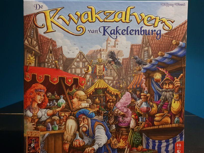review kwakzalvers van kakelenburg