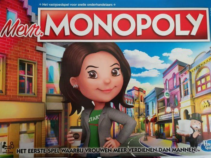 Mevrouw monopoly review