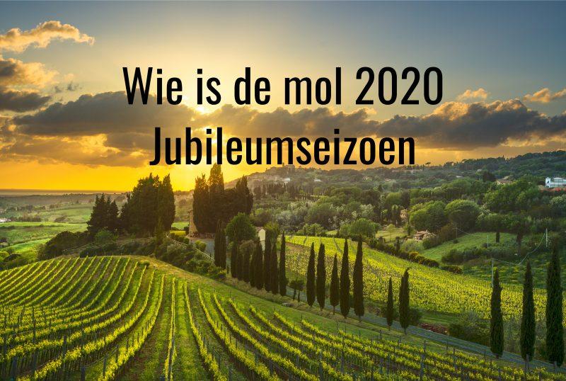 nabespreking wie is de mol 2020 jubileumseizoen aflevering 1 renaissance