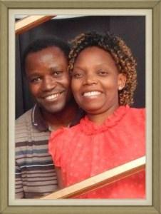 Bornwell and Sylvia Matanda