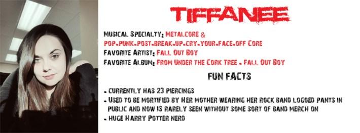 Tiffanee
