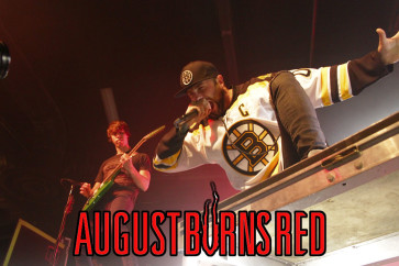 August Burns Red – Ace of Spades 03/22/2016