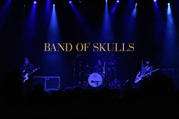 Band Of Skulls – The Filmore 09/21/16