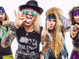 Steel Panther- Heavy Metal Rules