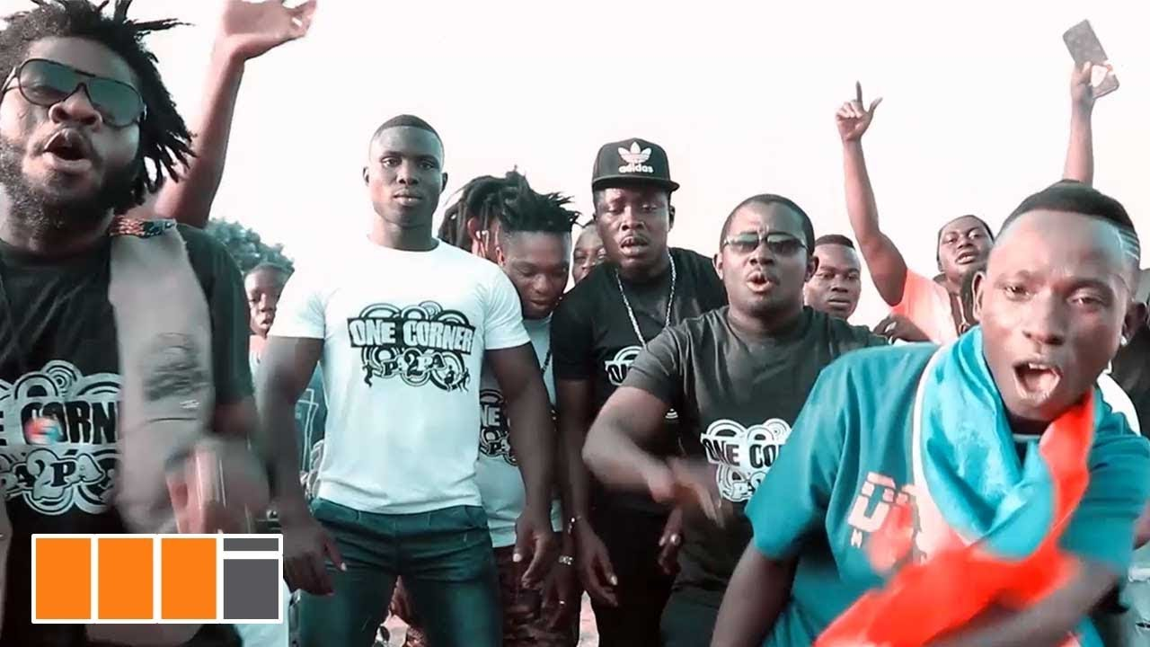 Criss Waddle ft Kwesi Arthur – King Kong (Official Video)