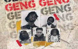 Reggie ft Jay Bahd x City Boy x OKenneth x Sean Lifer - Geng Geng