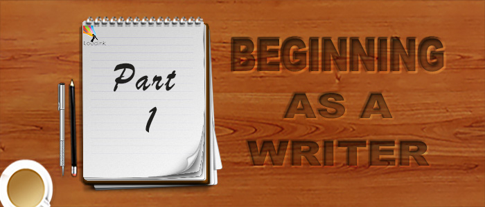 Beginning as a writer @ Loudink