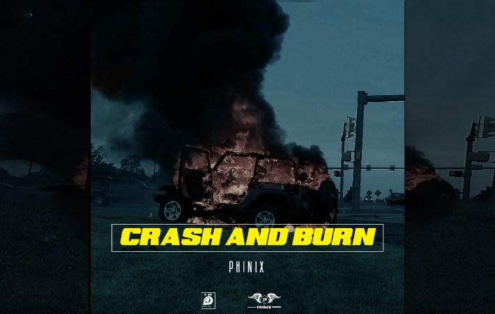 www.loudink.net - Crash and Burn