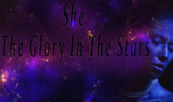 She the glory in the stars @ Loudink