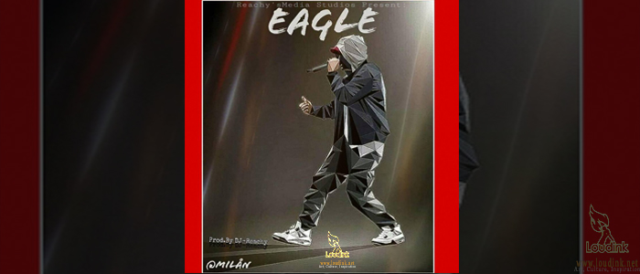 Official Eagle cover Post @Loudink
