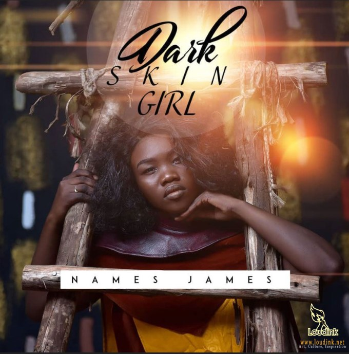Dark Skin Girl Official Artwork @ loudink