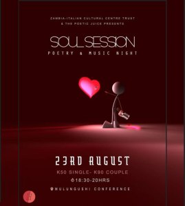 Soul-Sessions August 2019 event
