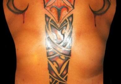 Aries Tattoo Designs For Men