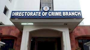 Crime Branch voluntarily filed cases related to gold smuggling offenses.
