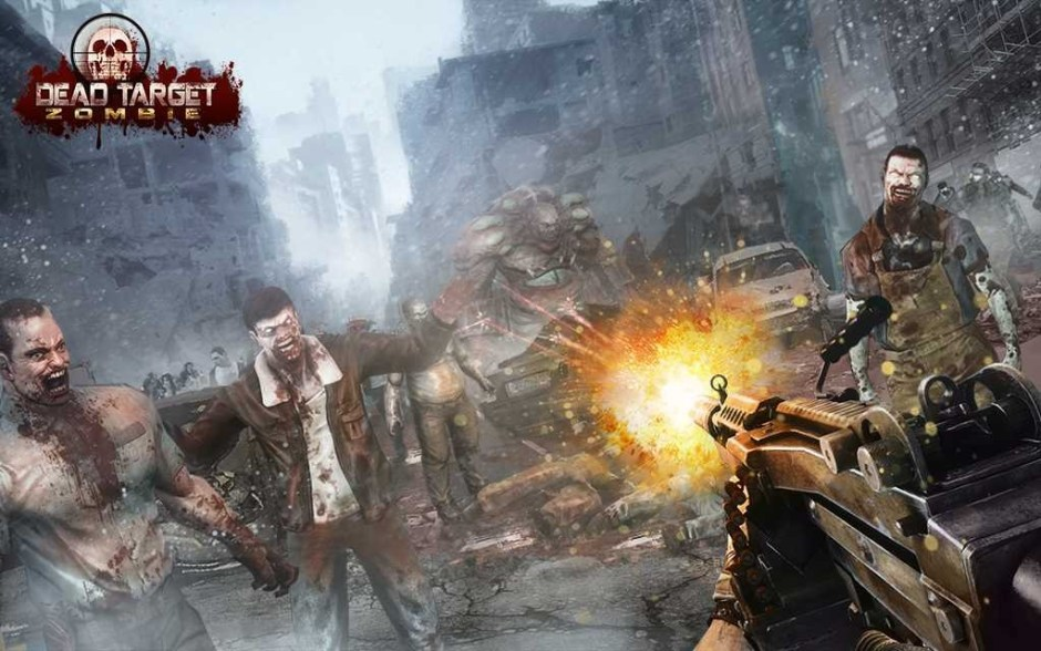 DEAD TARGET: Zombie Game for windows phone