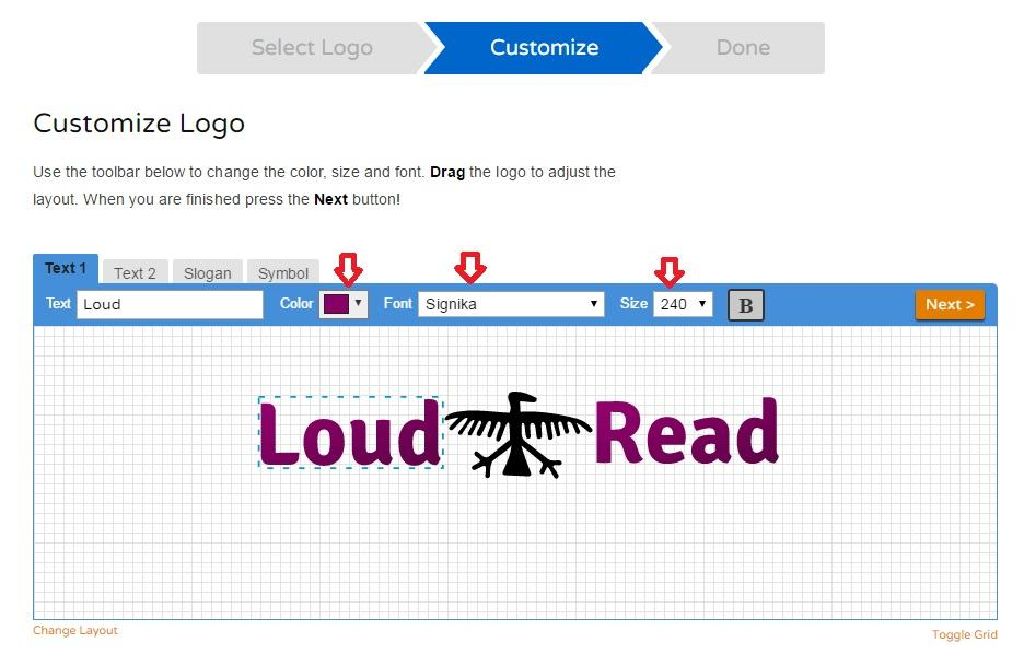 How i create free logo for my blogs without using any software or tool 5