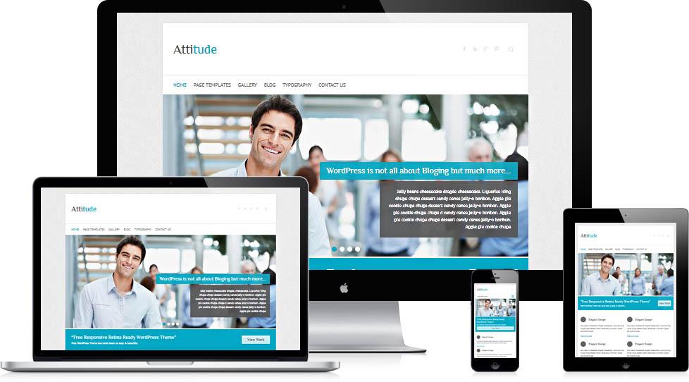Free WordPress Business Themes