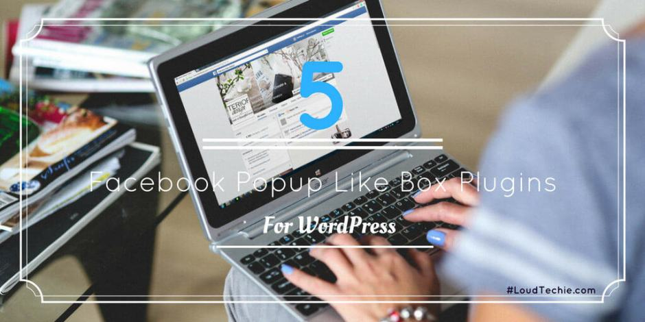 5 Facebook Popup Like Box Plugins For WordPress