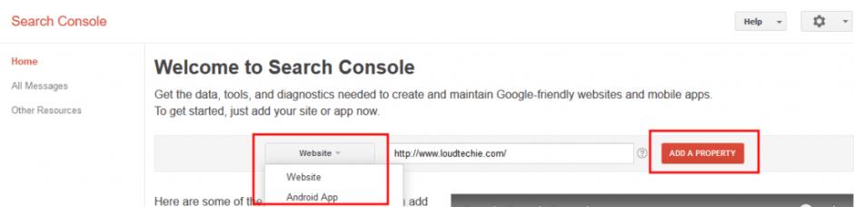 How to Setup Google Webmaster Tools?