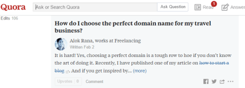 Quora - Ask Questions and Get Answers from Real People!