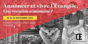 Conference Centre Evangelique 2021