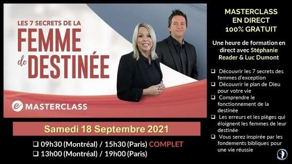 MasterClass exponentiel 18-09-2021