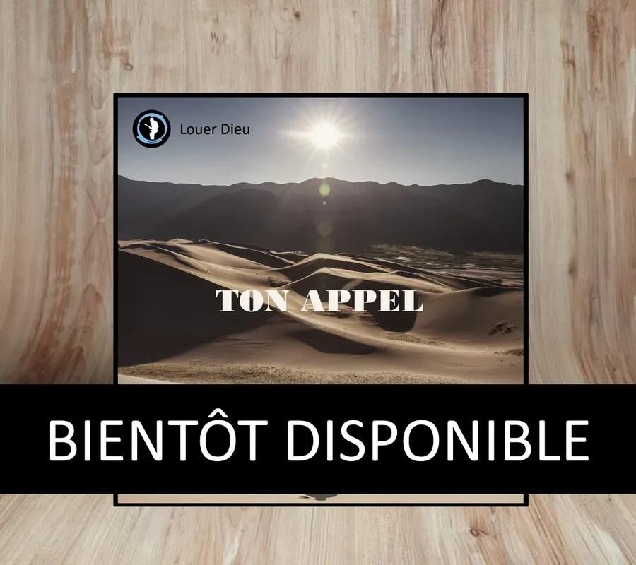 Album Louer Dieu