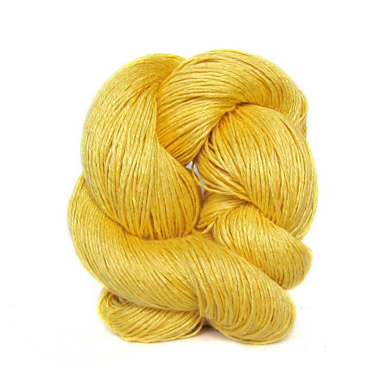 Buttercup Louet Euroflax Linen Yarn