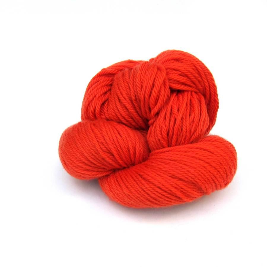 Cherry Louet Gems 100% Merino Superwash Yarn