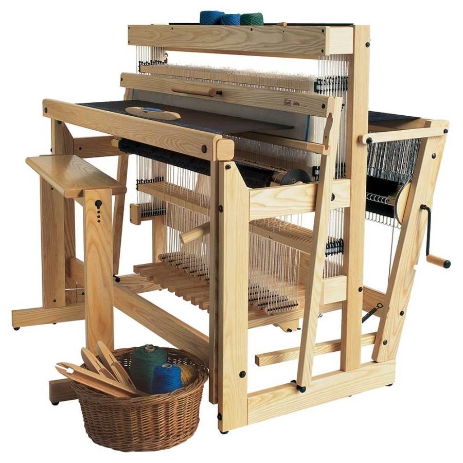 Louet Delta floor loom