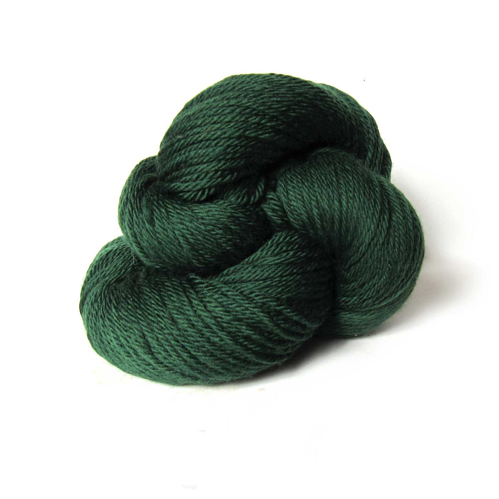 Forest Green Louet Gems 100% Merino Superwash Yarn